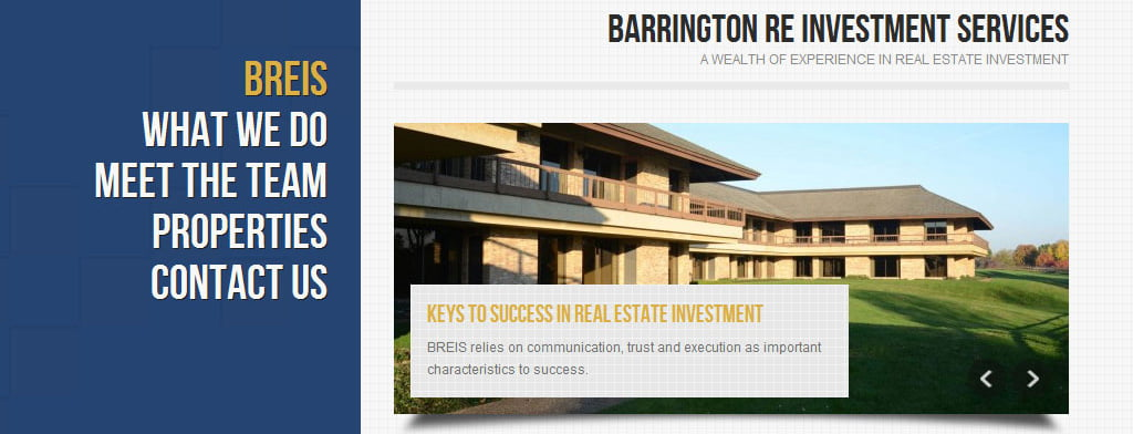 Barrington RE Investment Services
