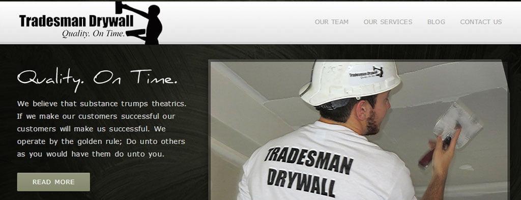 Tradesman Drywall