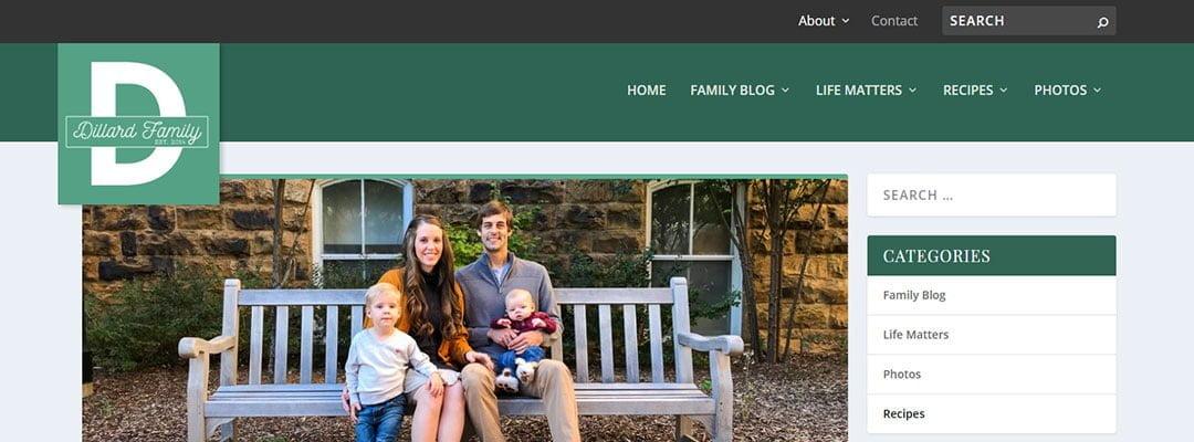 Dillard Family